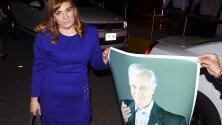 La esposa e hijos de Rogelio Guerra permitieron que sus admiradores le dieran el último adiós