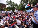 """""""¿Dónde está Joe Biden?"""": Rick Scott pide al presidente que salga y hable sobre la situación en Cuba"""