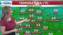 Ventana al Tiempo: ¿Con qué temperatura amanecerá este viernes Dallas?