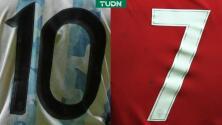 El 10 de julio, la fecha que el futbol une a Messi y Cristiano Ronaldo