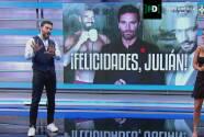 Los chistes de República Deportiva se 'ensañan' con Julián Gil