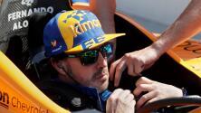 Fernando Alonso estudia volver a la Fórmula 1
