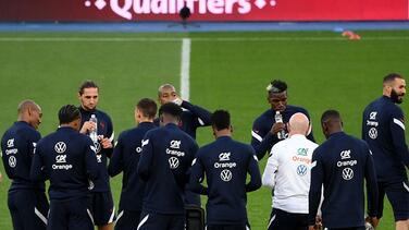 Eliminatorias UEFA: Países Bajos y Francia enfrentan rivales engañosos