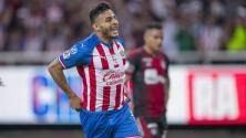 Chivas buscará romper su mal paso goleador ante el América
