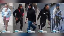6 personas atacan a un hombre e intentan robar su bicicleta
