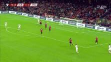 ¡Respiran Lewandowski y Polonia! Swiderski puso el 0-1 sobre Albania