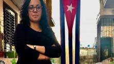 """""""Estuve totalmente incomunicada"""": la periodista Camila Acosta describe su detención tras las protestas en Cuba"""
