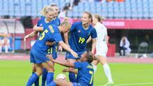 Quedan definidos los Cuartos de Final del futbol femenil en Tokyo 2020