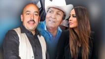 Mayeli Alonso despide a su papá con la canción que le escribió Lupillo cuando todavía era su suegro