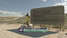 Georgina Holguin nos presenta Antelope Island State Park
