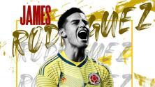 ¡Deja Europa! James Rodríguez jugará en Catar