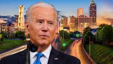El impacto en Georgia de los primeros 100 días la administración del presidente Joe Biden