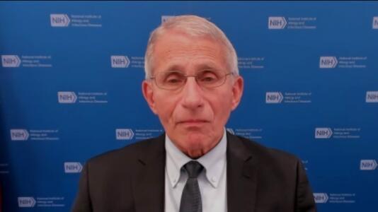 """""""Sí necesitamos una dosis de refuerzo"""": Anthony Fauci responde las dudas sobre el covid-19"""