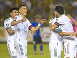 Tras seis jornadas en el Octagonal, México vuelve a ser el líder de la Concacaf