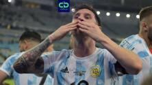 Finales que perdió Messi antes de poder celebrar un título con Argentina