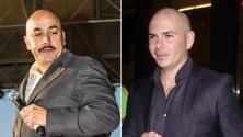 ¿Pitbull será Lupillo Rivera en la nueva película de Jenni?