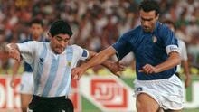Planean partido entre Italia y Argentina para honrar a Diego Maradona