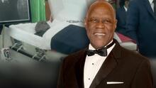 Personalidades de la política y el entretenimiento se dan cita en el funeral de Johnny Ventura