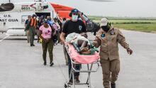 Haití reporta el hallazgo con vida de 24 personas desaparecidas una semana después del terremoto