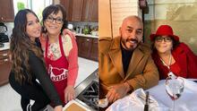 """📸 """"Ese chisme es personal"""": Lupillo Rivera les manda un fuerte mensaje a su mamá y a Chiquis, por hablar de más"""