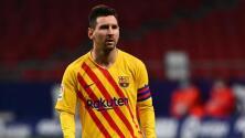 Messi, convocado y listo para enfrentar a la Juventus de Cristiano