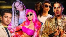 2021: la primera vez en Premio Lo Nuestro de Natanael Cano, Nicki Minaj, Yennis y muchos más