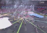 ¡Se enchina la piel! Espectacular ceremonia de clausura de la Euro 2020