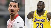 Zlatan critica a LeBron por meterse en temas políticos