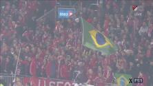 Mira el homenaje a Chapecoense que se hizo en las semifinales de la MLS