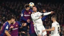 Gerard Piqué y Sergio Ramos levantan polémica tras el clásico
