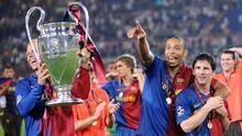 Thierry Henry duda que el PSG gane la Champions con Messi
