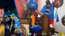 Lupe Esparza tiene covid-19 y pasa su cumpleaños resguardado en casa