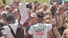 Varios arrestados tras la marcha antiviolencia que pretendía afectar el tránsito hacia O'Hare