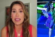 """""""Vencí al peor de mis miedos"""": Lindsay Casinelli se va de Mira Quién Baila después de aprender grandes lecciones"""