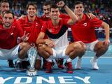Serbia con Djokovic venció a España con Nadal en la ATP Cup
