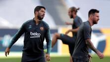 ¿Messi y Luis Suárez juntos en la MLS?
