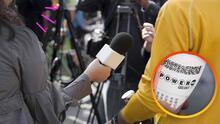 """""""¡Kilos de cocaína!"""": Hombre hace una peculiar declaración en televisión sobre si se ganara la lotería"""
