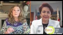 La Senadora Anna Caballero habla de los 15 millones de dólares destinados para el Valle Central