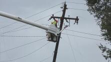 Servicio eléctrico de Duke Energy listo para hacer frente a huracán Dorian