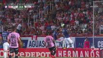 ¡Veracruz estuvo a nada de marcar un autogolazo!