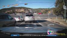 Accidente sobre la carretera 2222 fue provocado por un camión sin frenos
