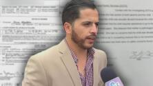 Jesús Mendoza presenta las pruebas de su inocencia en las acusaciones de abuso sexual contra su hijo