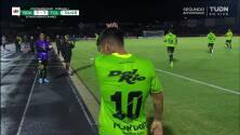 ¡GOL!  anota para FC Juárez. Martin Galván