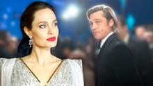 Angelina Jolie revela detalles de su tormentoso divorcio de Brad Pitt