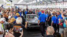 Venden este Mustang GT por $3,74 millones en Florida
