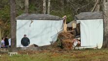 Tormentas devastadoras dejan cuatro muertos en Alabama