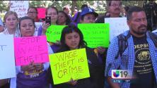 Salarios justos para empleados en California