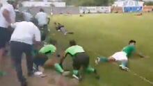 Se desata balacera en partido amateur en México