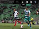 Santos y Rayados dejan en suspenso el pase a Semifinales