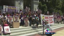 Proyecto de ley busca proteger a trabajadores de limpieza del abuso sexual en California